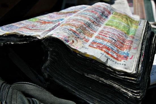 Tattered-Bible