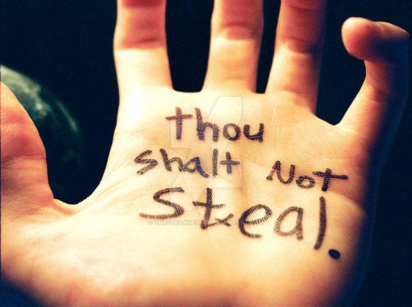 thou_shalt_not_steal_by_thestrange0ne-d5fkl7z