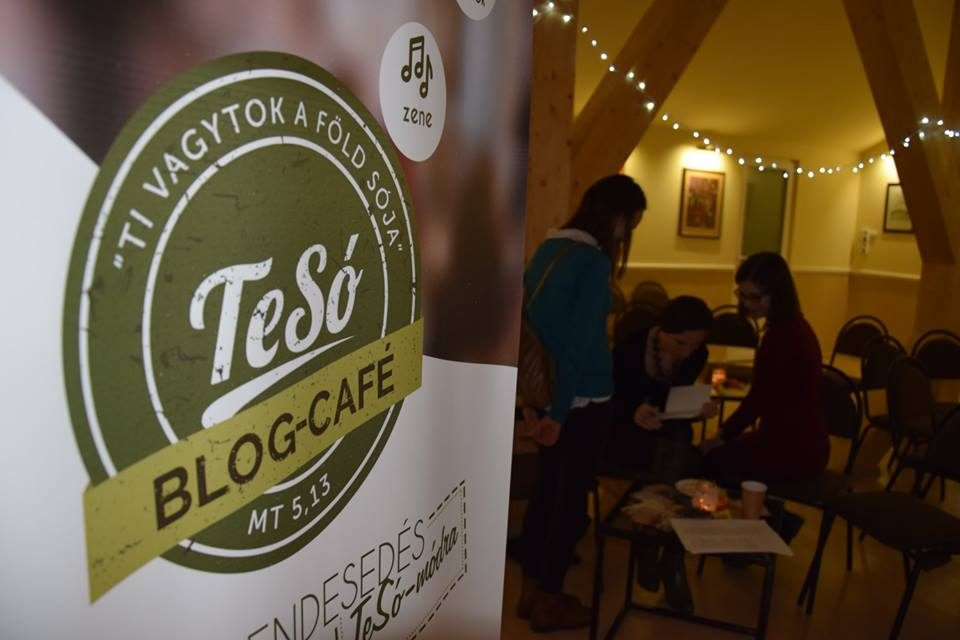 Adventi Blog-café